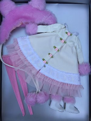 """Tonner Wilde Imagination 14"""" Warm & Fuzzy Patience Doll OUTFIT NRFB + Shipper"""