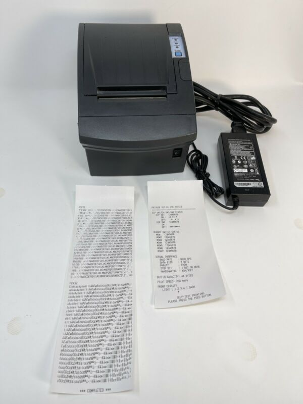 BIXOLON SRP-350plusII Point of Sale Thermal Printer