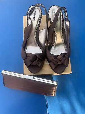 shoes and matching bag size 6