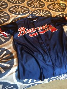 Atlanta braves baseball jerseys