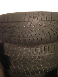 2-235/50R19 Pirelli winter tires