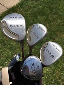Ensemble de golf pour femme droitière PRO SÉLECT