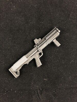"Mezco One:12 John Wick 2 Kel-tec KSG Bullpup Pump Shotgun Gun Action Figure 6"""