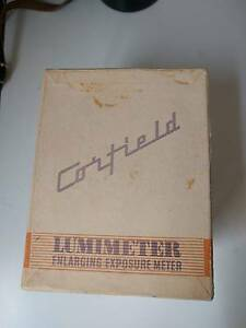 Corfield Lumimeter enlarging exposure meter Newtown Inner Sydney Preview