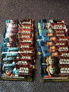 Star Wars Episode l Topps Trading Cards