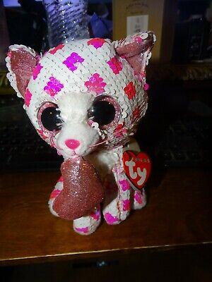 Flippables Ty Beanie Boos Stuffed Animal Plush Small 8