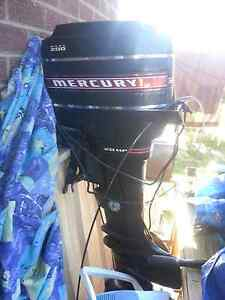 Mercury 20hp motor for sale with control cable Maddington Gosnells Area Preview
