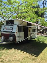 Pop Top Caravan Coromal 15ft air conditioned Morayfield Caboolture Area Preview