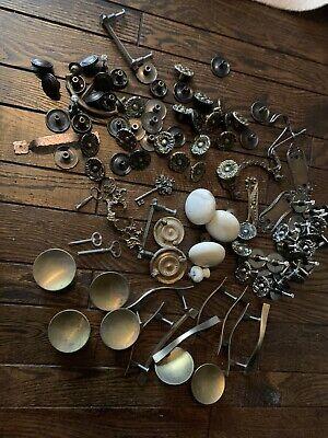 8 Pieces-Vintage Assorted Drawer PullsFurniture HardwareCraft