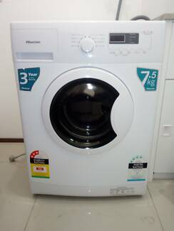 Washing machine 7.5 kg