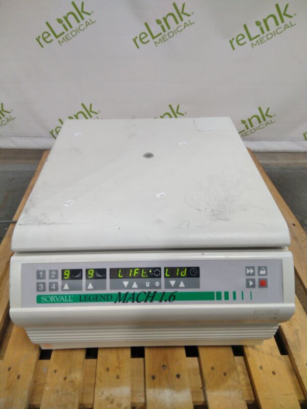 Thermo Electron Sorvall Legend Mach 1.6 Benchtop Centrifuge