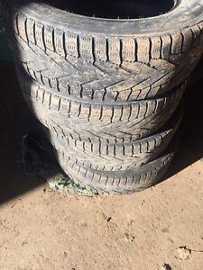 225/65R17 Nokian winter tires