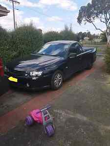 03 VY SS ute 6sp manual may swap / part trade or cash sale Moe Latrobe Valley Preview