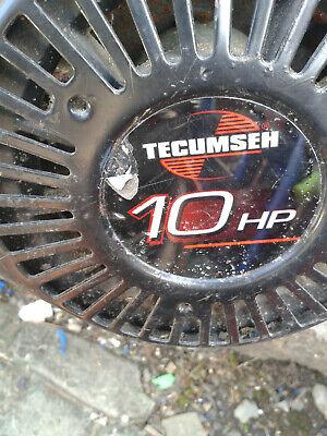 Tecumseh HM100 engine 10hp medium sized horizontal engine - never been ran
