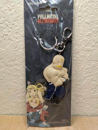Fullmetal Alchemist Alex Lois Armstrong PVC Keychain - FUNimation Official