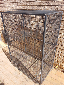 Extra large bird or ferret cage. First in best dressed.  No holds Alexander Heights Wanneroo Area Preview