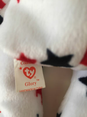 ::Ty Original Beanie Babies GLORY 1997 RARE & RETIRED Mint Condition  NWT!
