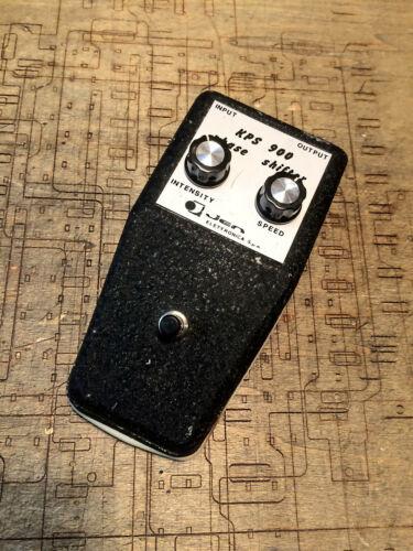 Vintage Jen kps 900 Phaser guitar Pedal