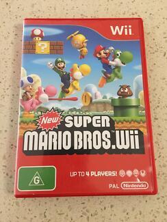 Wii Super Mario Bros