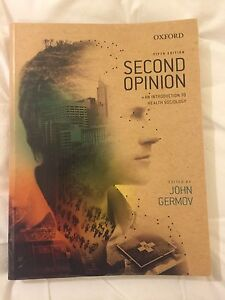 Second Opinion 5th ed. by John Germov Pymble Ku-ring-gai Area Preview