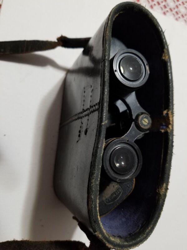 Vintage 8x30 Binoculars By G. Fournier of Paris Stenoxa Maxima - 1904