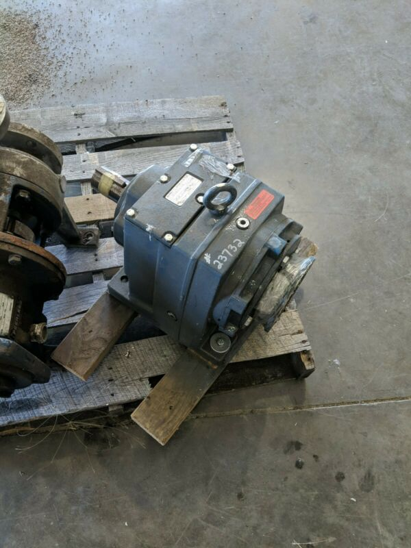 Falk Ultramite In-Line Speed Reducer Gear Box 20811CBN3A200AB , (PALLET)