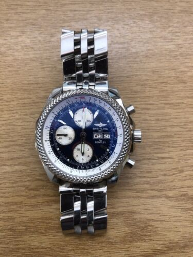 Breitling Bentlley watch - watch picture 1