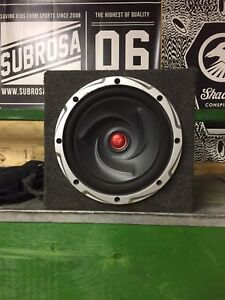 "Kenwood 12"" kicker sub and JBL grand touring amplifier"