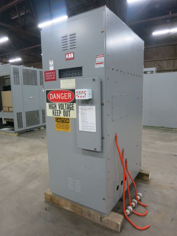 ABB 13800 V High Voltage Switch for Up to 2500 kVA Transformer 13.8 15 kV HV HVL