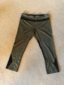 Lululemon Cropped Tights - Size 8