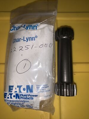 New Char-lynn Hydraulic Motor Replacement Drive Part 22251