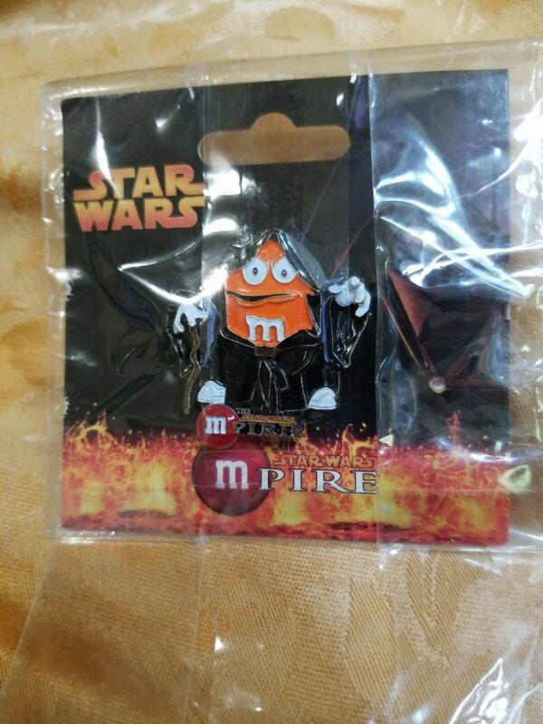 Star Wars mpire Emperor Palpatine Pin M&M