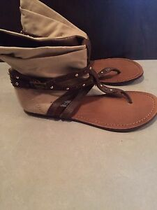 Brand new Steve Madden sandals