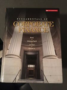Fundamentals of corporate finance 9th Canadian edition