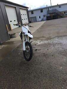 Looking for a sub frame for my 2012 yzf450