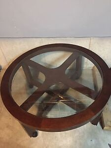 "40"" round coffee table"