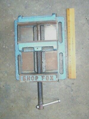 Shop Fox Drill Press Vise With 6 Jaws