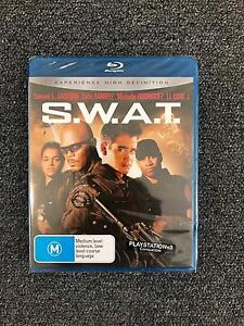 S.W.A.T. Blu-Ray Disc Southbank Melbourne City Preview