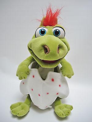 """Living Puppets Handpuppe """"Klein Gregor im Ei""""  ca.36cm """"NEU"""""""