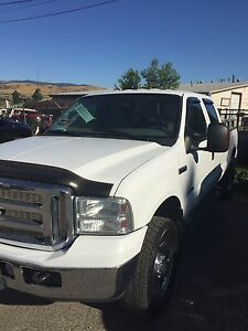 2006 f350 crewcab shortbox 4x4 diesel