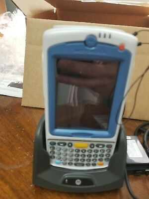 Motorola Mc75a0 Symbol Terminal Handheld Computer Pda Windows Barcode Scanner