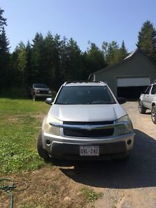 2005 Chevy equinox let AWD