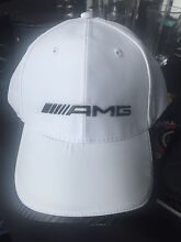 AMG Hat Black/White Lane Cove West Lane Cove Area Preview