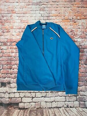small electric blue adidas jacket
