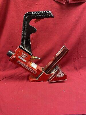 Powernail 50p Hardwood Flooring Stapler Nailer Pneumatic Air Look