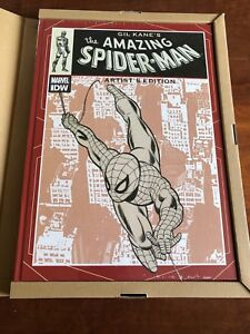 GIL KANE'S THE AMAZING SPIDER-MAN: ARTIST'S EDITION (IDW)