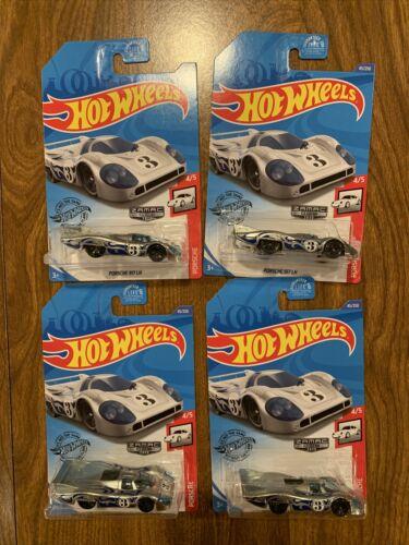 2020 Hot Wheels Zamac PORSCHE 917 LH LOT OF 4 - $19.95