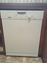 Miele freestanding dishwasher, G4101 White, Good Working Condition! Panorama Mitcham Area Preview