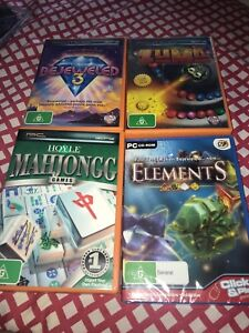 Wanted: 4 PC Puzzle Games