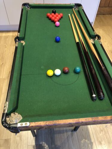 Riley Junior Snooker/pool Table